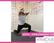 Entrainement hiit du printemps VitaClub nice