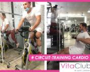 circuit-training cardio Bike et rameur